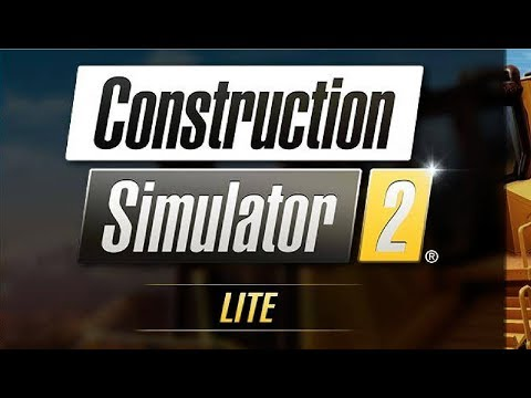 Construction Simulator 2 FREE Lite IOS/Android HD