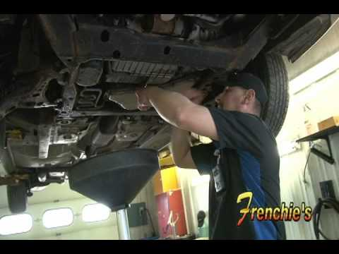 Frenchies Chevrolet Service