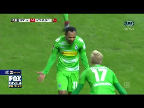 RESUMEN: Hertha Berlin 2-4 Borussia Mönchengladbach