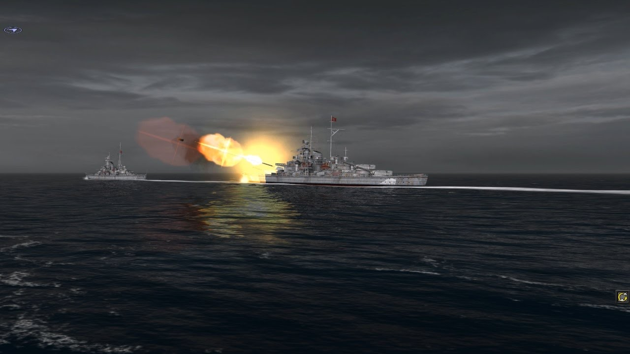 Atlantic Fleet: WWII Naval Combat properly done!