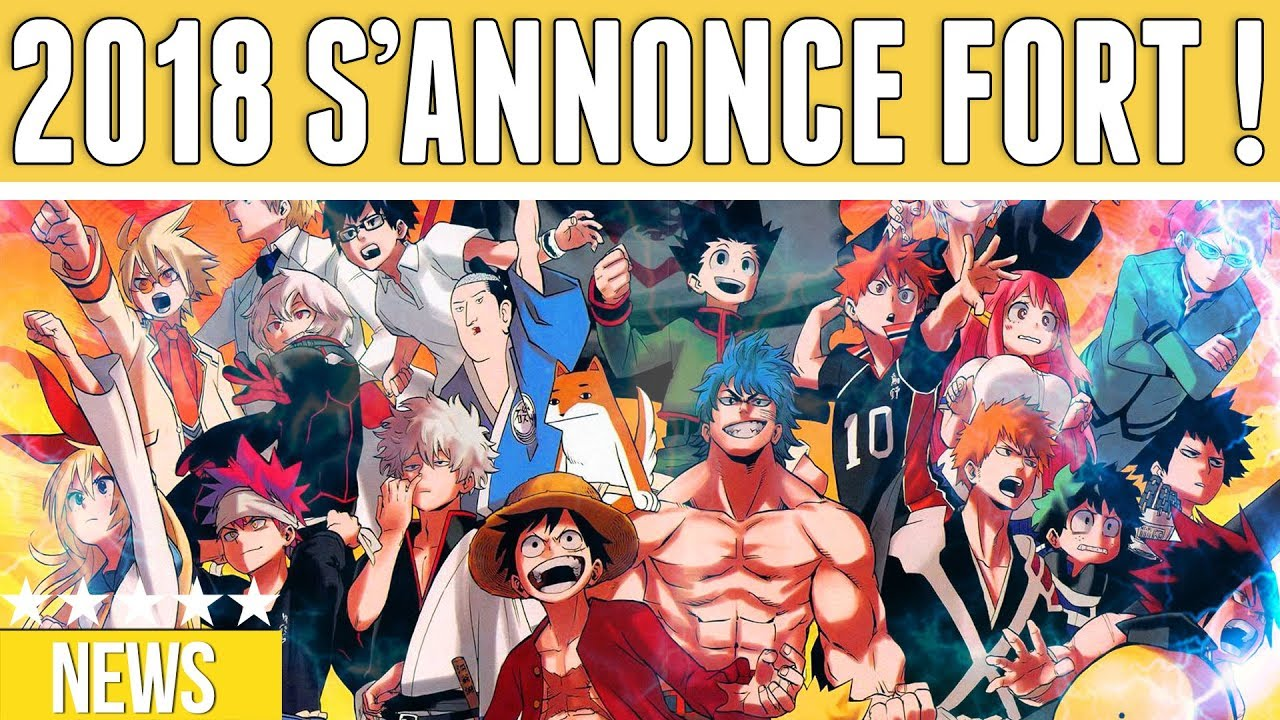 ALL BLUE CHANNEL EN 2018 ! ONE PIECE - MANGA - ANIME - JAPAN GAMING & PLUS