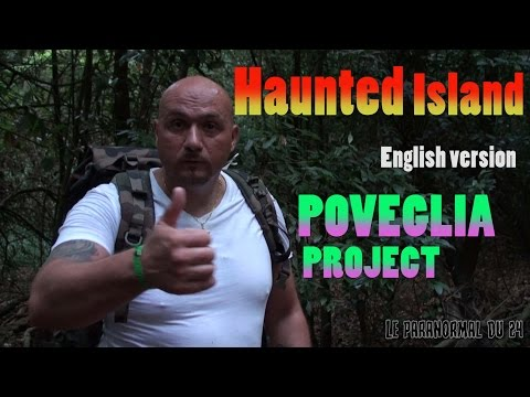 Paranormal investigation in Poveglia Island - French subtitled