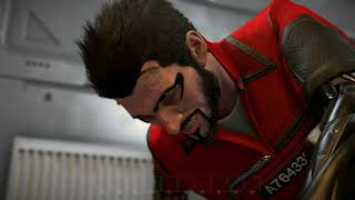 Deus Ex Mankind Divided DLC Криминальное прошлое
