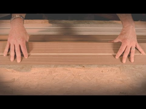 Stainable Exterior Door Frame Options | Reeb