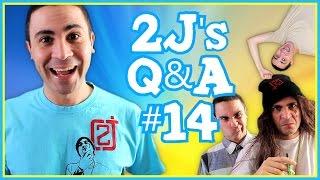 Video 2J's Q&A #14 (Ερωτήσεις & Απαντήσεις) download MP3, 3GP, MP4, WEBM, AVI, FLV April 2018