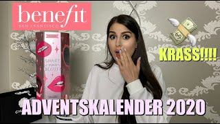 Oha 😍 !! SO VIEL?! Benefit Adventskalender 2020