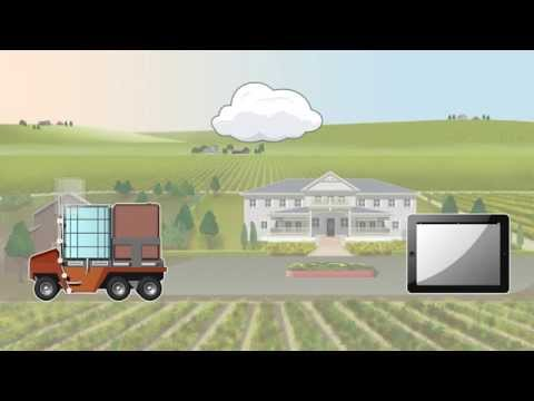 wine article Kaiser Grobotics Precision Robotic Viticulture