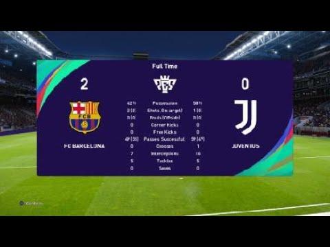 eFootball PES 2021 Lite Gameplay(Barcelona vs Juventus) |