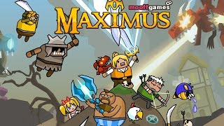 Maximus™ - Mooff Games Level 1-2