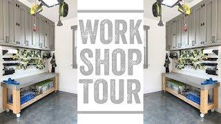Work Shop Tour