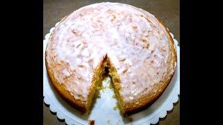 Лимонный кекс/пирог. Самый вкусный!
