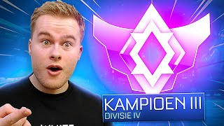 DE LAATSTE STAP VOOR GRAND CHAMPION.. 😱 - Rocket League Ranked (Nederlands)