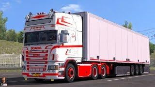 Ets2 1 27 PDT Scania R 620 Jasper Hansen