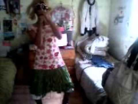Yo vestido de mujer