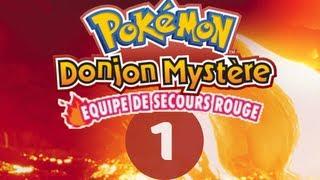 Pokémon Donjon Mystère : Rouge #1 - Bulbizarre, Salamèche et la maison volée - Let