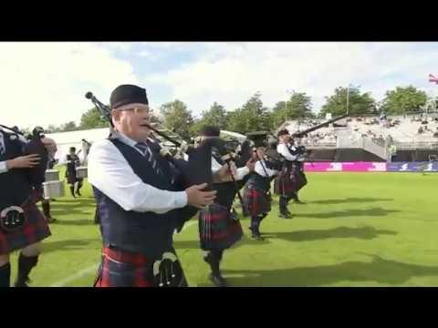 Closkelt | Grade 2 Final @ 2017 World Pipe Band Championships