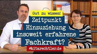 """Kitarecht Folge 462 - §8a-Kinderschutz: Ab wann ist die """"Insofa"""" hinzuziehen?"""