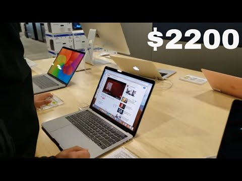 Buying MACBOOK PRO In CANADA!!!