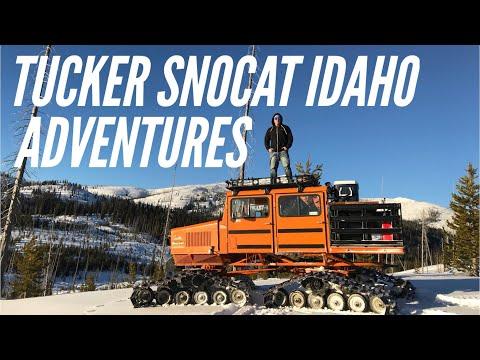 Tucker Snocat Idaho 2018