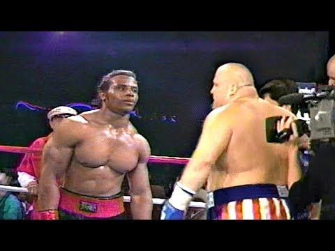 Butterbean - Monster In The Ring!