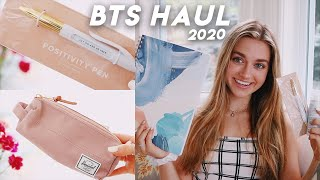 back to school supplies haul + GIVEAWAY !!