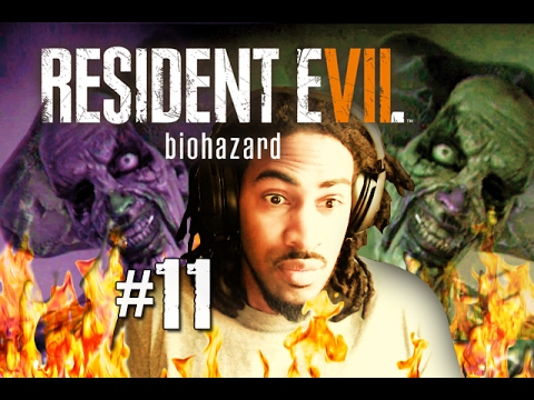 LP#11|THAT'S A TERRIBLE WAY TO DIE :(  | Resident Evil 7 Biohazard