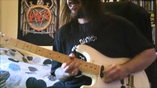 "Metallica full ""Master Of Puppets"" Album on guitar !  with solos ! in HD"