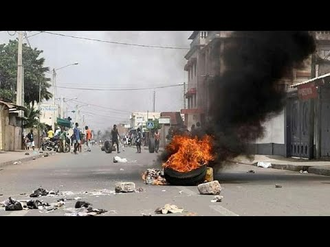 Togo: child shot, killed during clashes between protesters, security forces