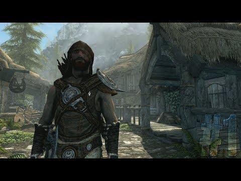 The Elder Scrolls V: Skyrim SE / Борода Врывается #01