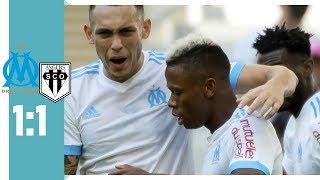 Olympique Marseille  - Angers SCO 1:1 / Marseille nur Remis gegen Angers