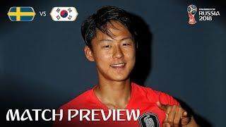 Lee Seung-Woo (Korea Republic) - Match 12 Preview - 2018 FIFA World Cup™ thumbnail