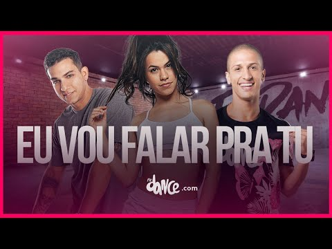 Eu Vou Falar Pra Tu - Jerry Smith | FitDance TV (Coreografia) Dance Video