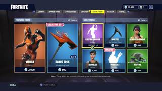*NEW* DAILY ITEM SHOP TODAY! | SKIN RESET! | FORTNITE BATTLE ROYALE (1/8/2018)