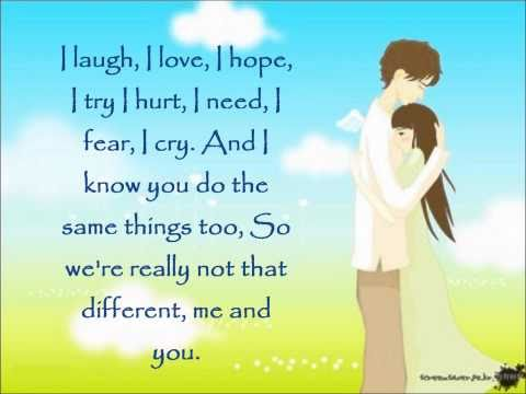 kismet by silent sanctuary(with lyrics)
