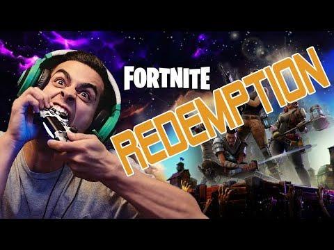 Fortnite Redemption | David Lopez