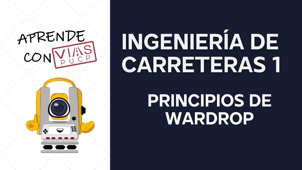 Download Aprende con Vías PUCP   Principios de Wardrop