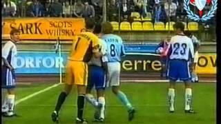 Зенит - Сельта   Кубок Интертото   2000г.   финал, ответный матч