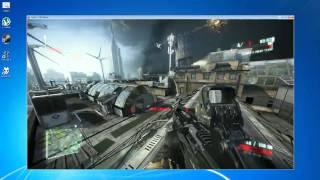 Destiny's live stream - Crysis 2 + sex blogger (Part 2/2)