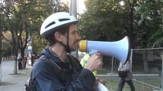 Protest la ușa lui Timofti: Trimite dictatorul acasă!