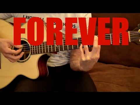 FOREVER - Kenny Loggins - GUITAR CHORDS TUTORIAL