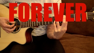 FOREVER - Kenny Loggins - GUITAR CHORDS TUTORIAL