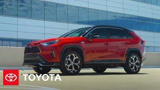 2021 RAV4 Prime Overview | Toyota