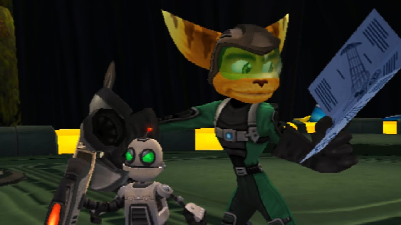 Ratchet and Clank 2 Review (Video Game Video Review)