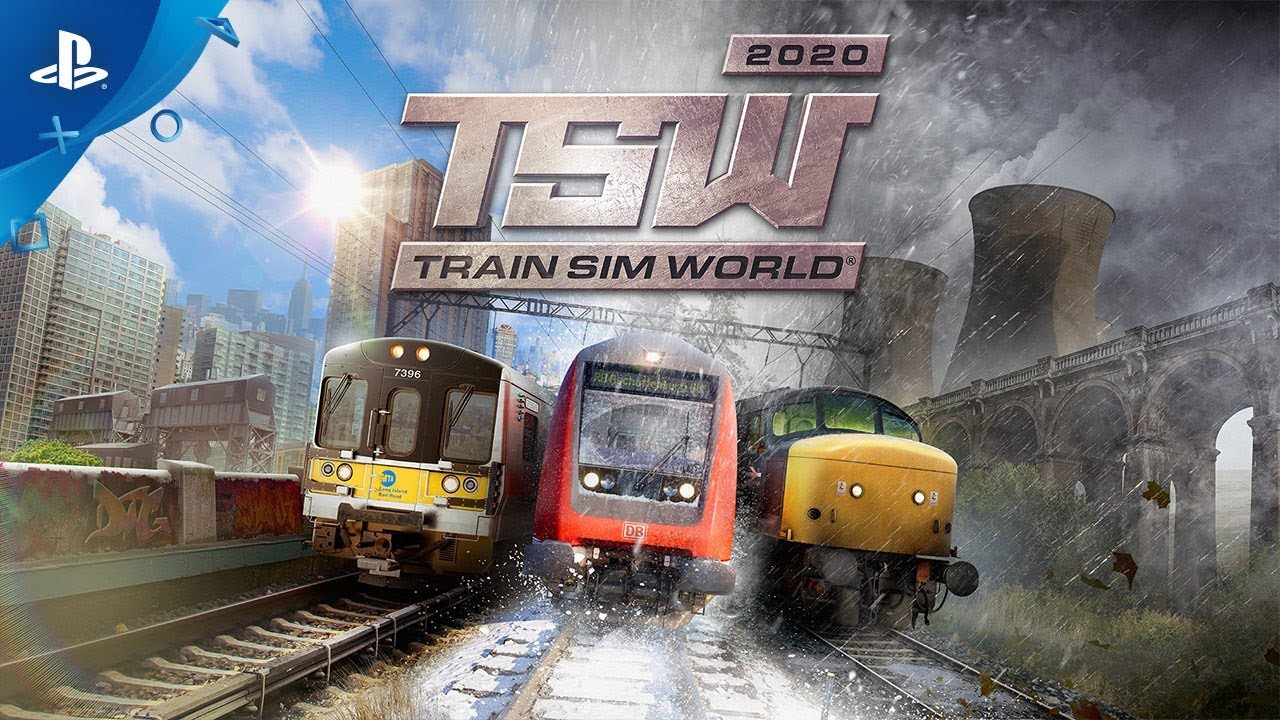 Train Sim World  2020 - Announce Trailer | PS4