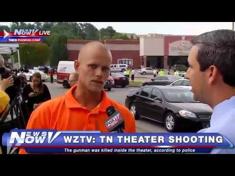 FNN: Tennessee Hickory 8 Movie Theater Shooting