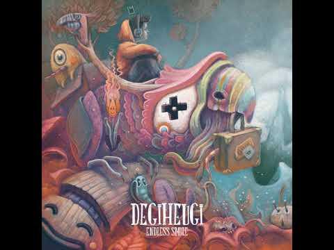 Degiheugi - Endless Smile - 09. Bonsoir et bonne chance Feat. Josh Martinez