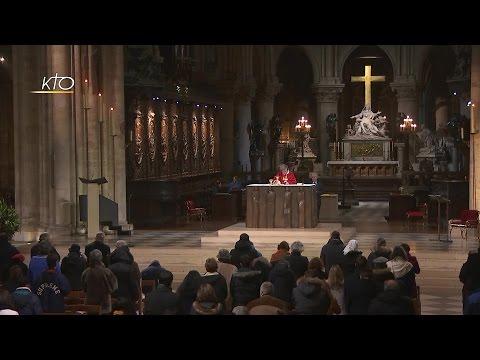 Messe du 20 janvier 2017