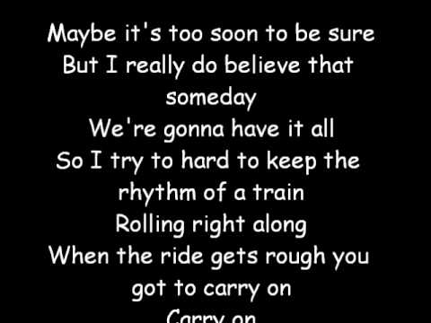 Jeremy Kay- Have it all ( Lyrics on sreen ) - YouTube