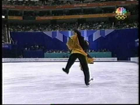 Chait & Sakhnovsky (ISR) - 2002 Salt Lake City, Ice Dancing, Free Dance