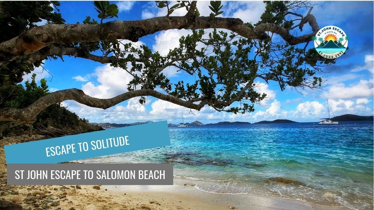 Salomon Beach St John Usvi You